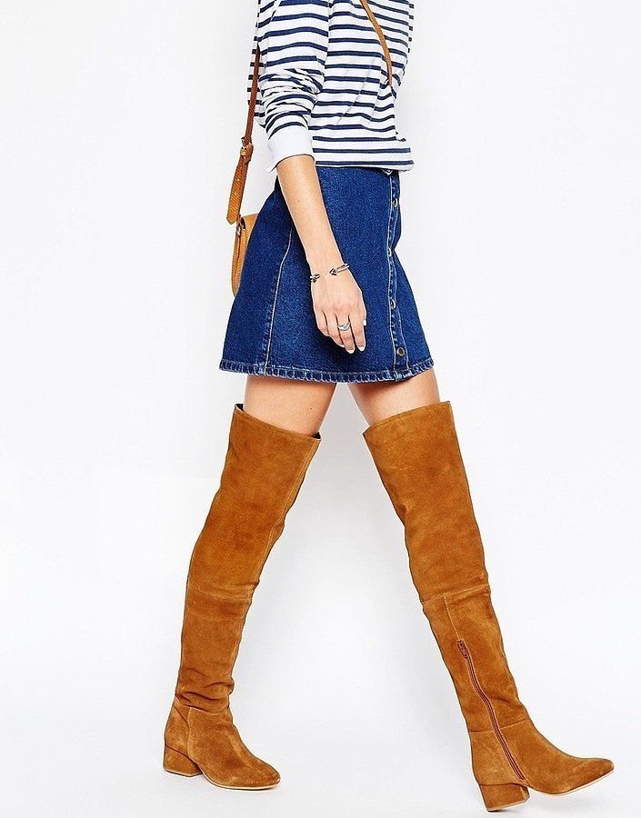 Over-the-Knee and Thigh-High Boots