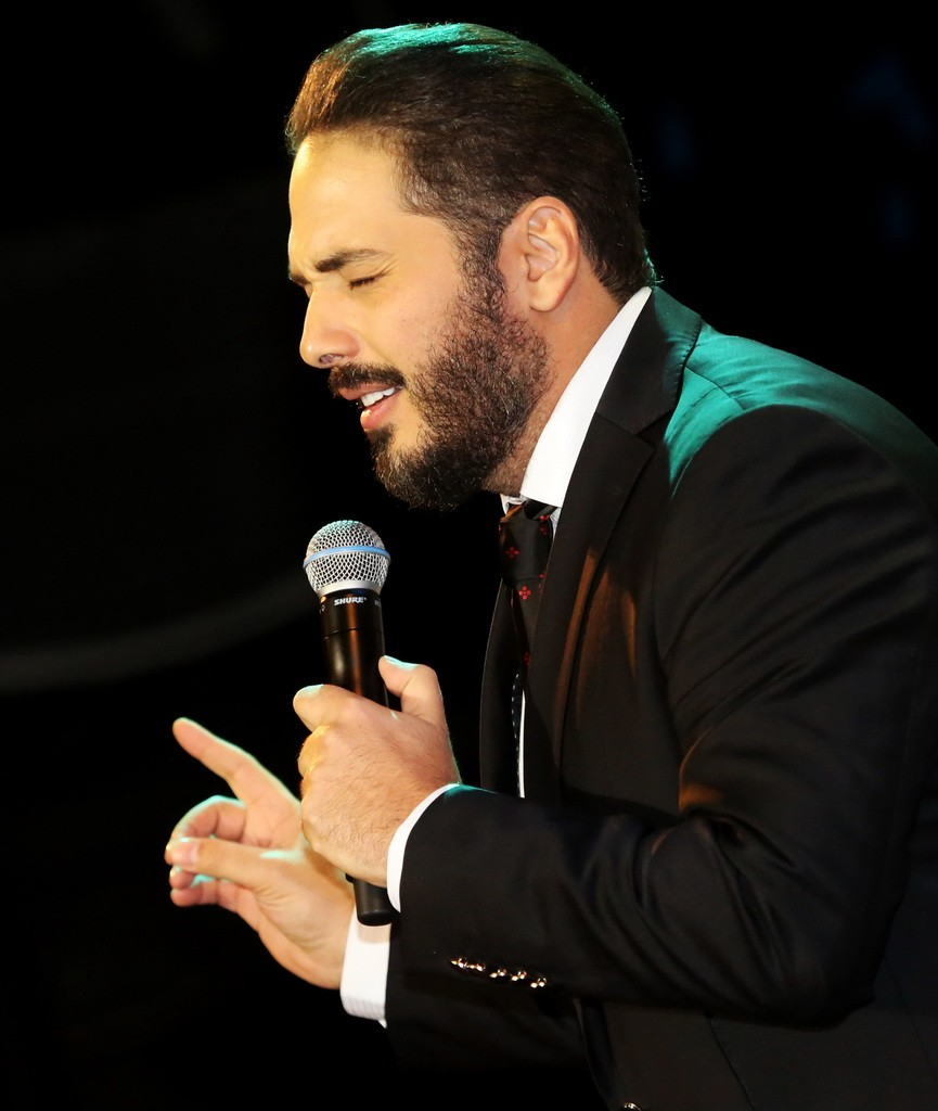 Platinum Records- Ramy Ayach Charitable Concert (1)