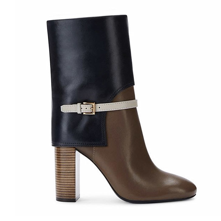 Tory Burch Mid-Shaft Boots