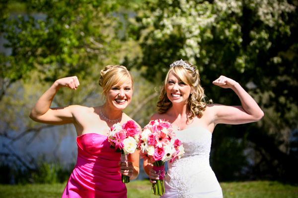 bride-with-maid-of-honor