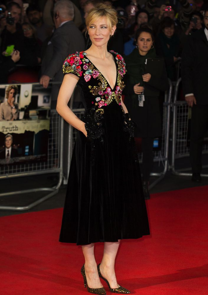 kate Blanchett in Schiaparelli Dress1