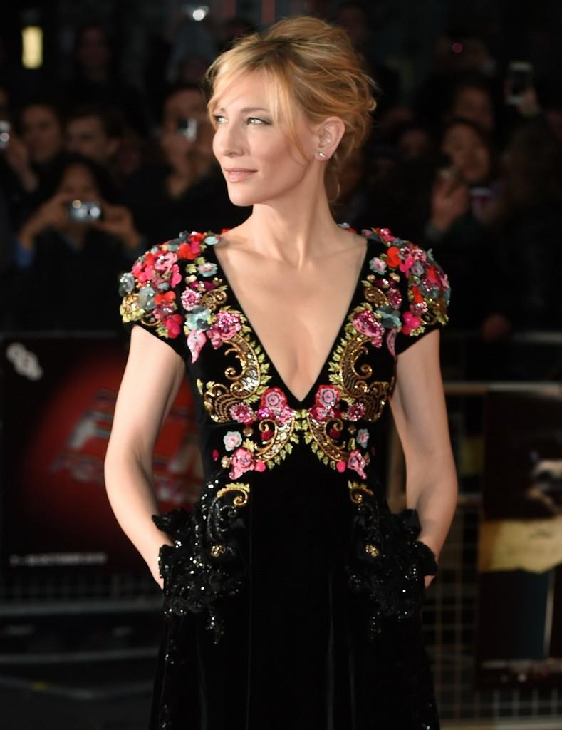 kate Blanchett in Schiaparelli Dress2