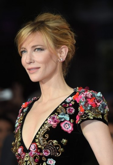 kate Blanchett in Schiaparelli Dress3