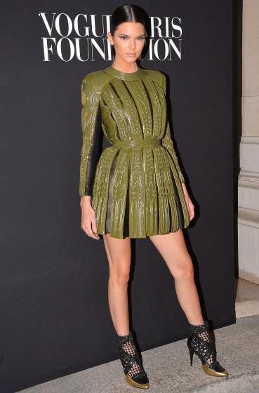 Paris Fashion Week - Vogue Foundation Gala