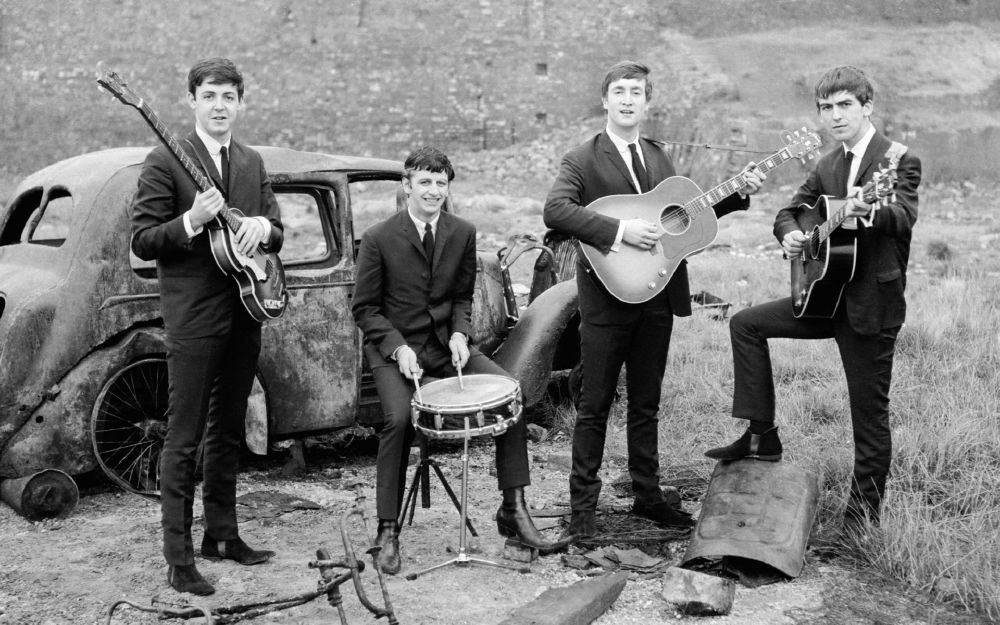 resized_فرقة البيتلز