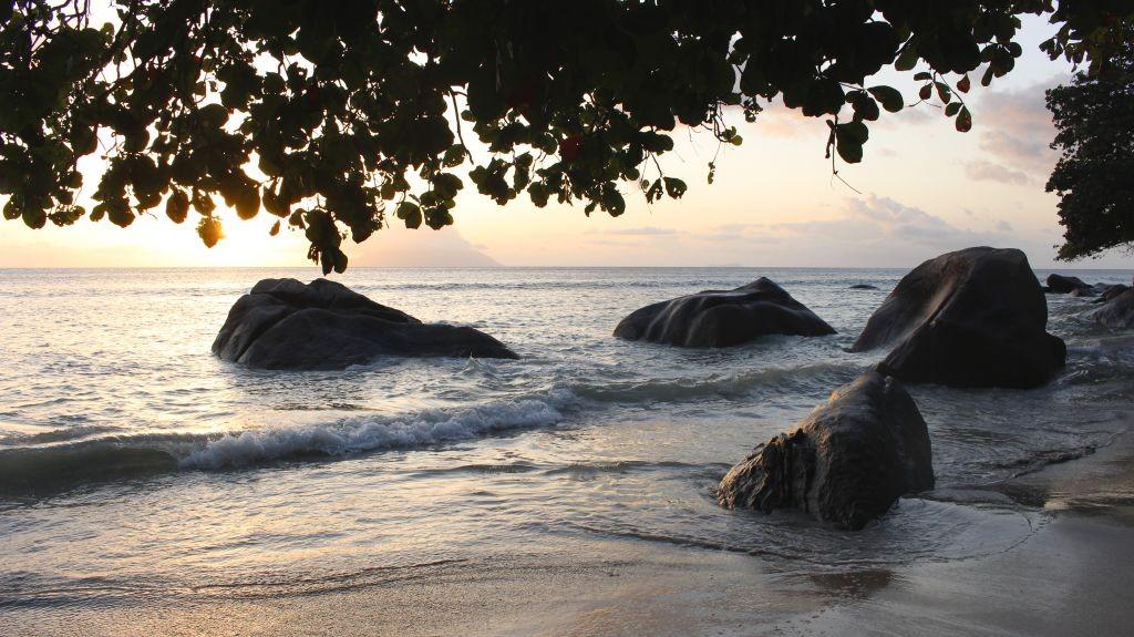 resized_Beau Vallon Beach Rocks