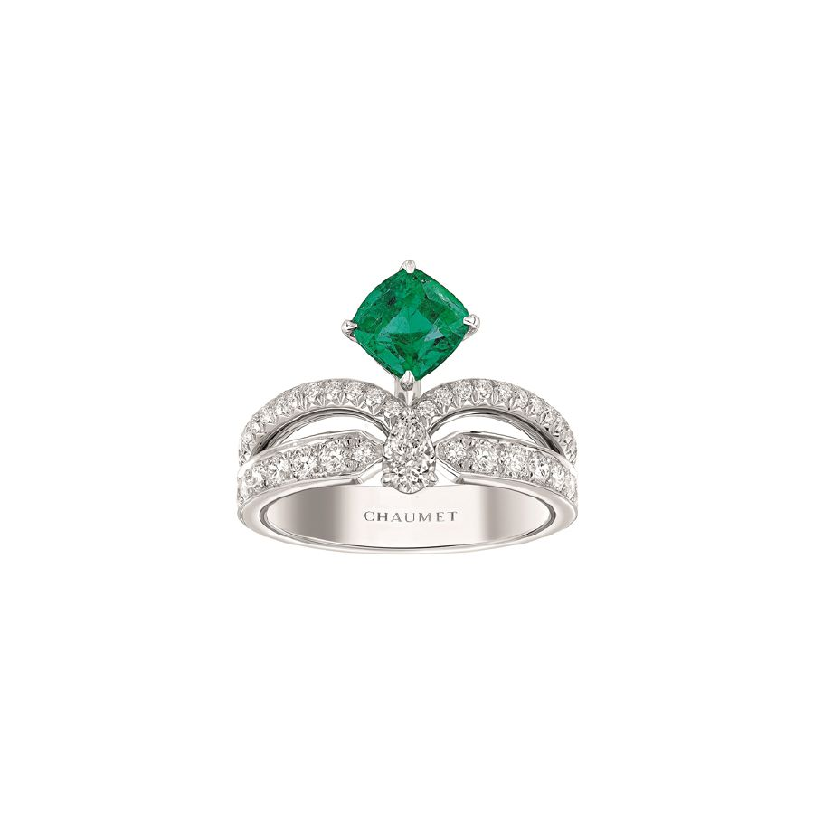 resized_Eclat Floral Joséphine emerald ring