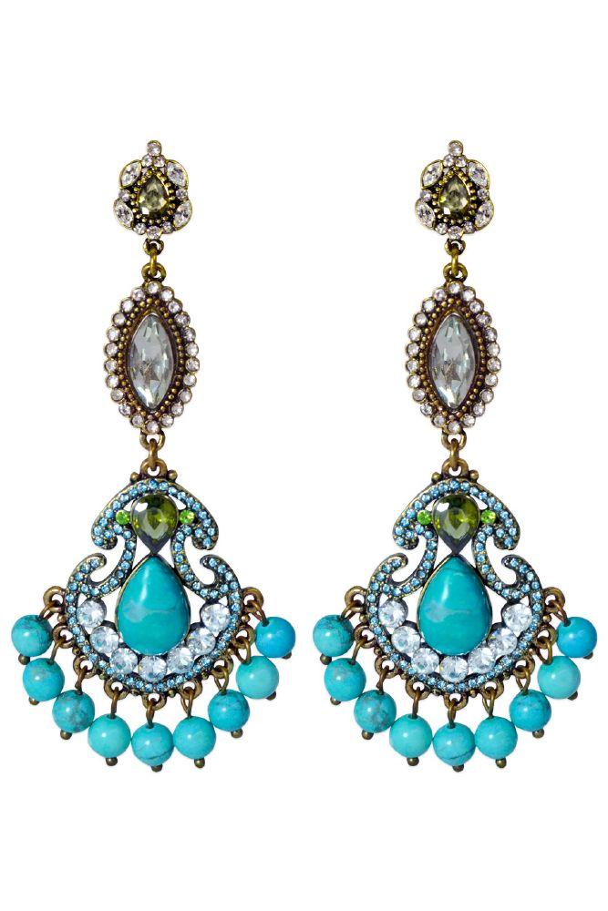 resized_Entrancing Blue Earrings