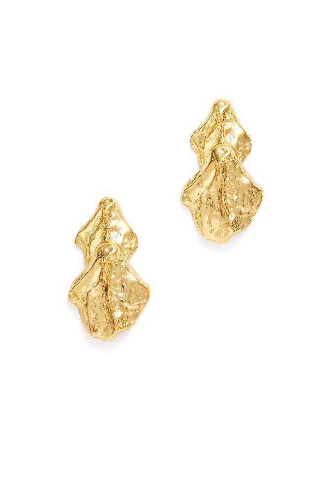 resized_Gold Spine Earrings