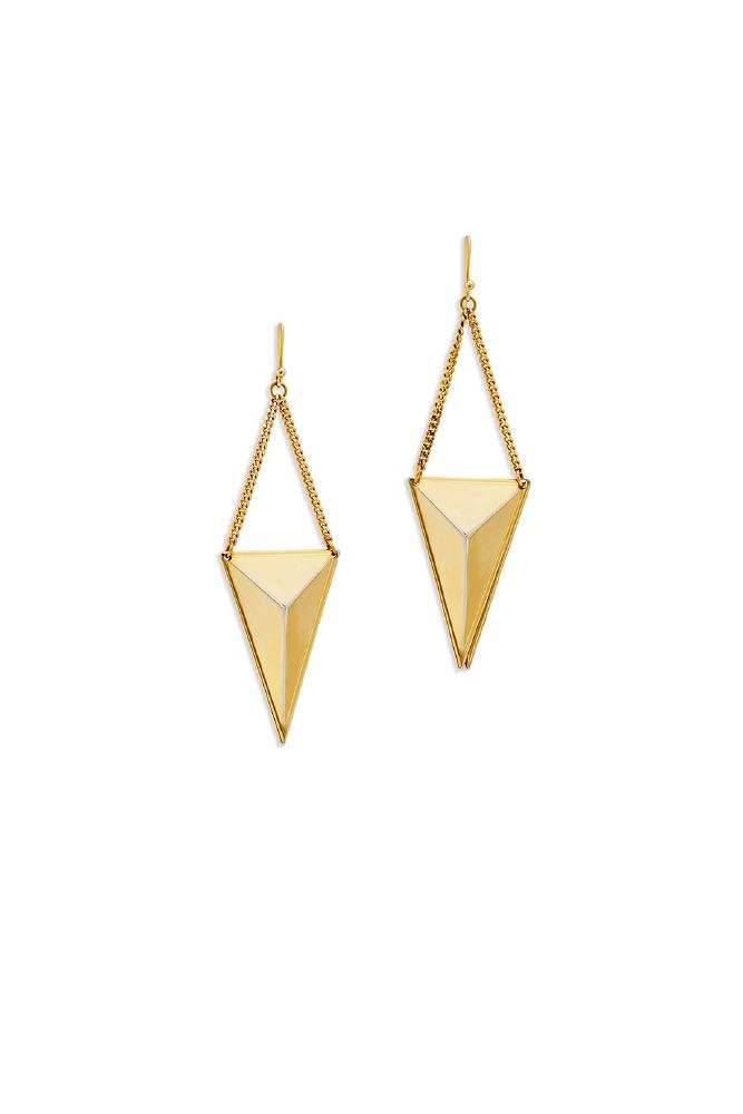 resized_Gold Tetra Chain Earring