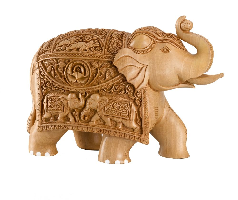resized_High resolution- Traditional Elephant- 700