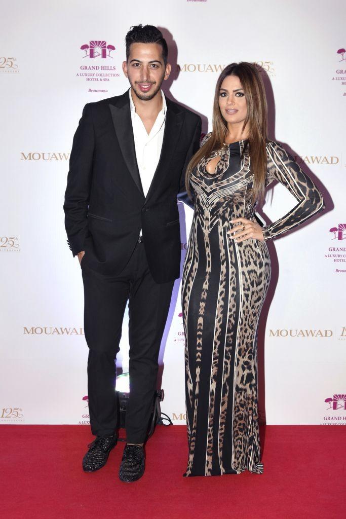 resized_Mahmoud Sidani and Carla Dibello