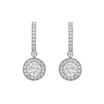tiffany-diamond-halo-drop-earrings