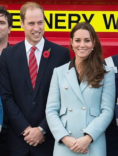 الأمير-ويليام-وزوجته-كيت