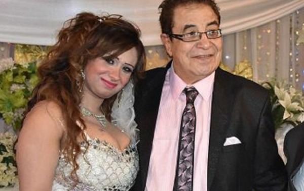 حفل زفاف سعيد طرابيك وسارة طارق منذ شهرين