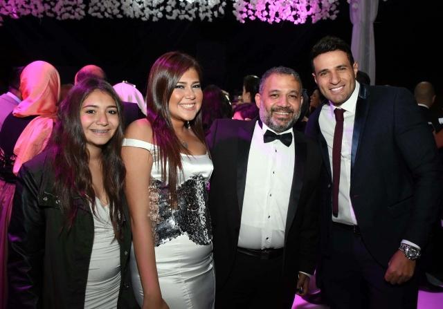 حفل زفاف نجم واما (1)