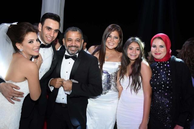 حفل زفاف نجم واما (12)