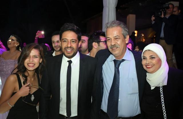 حفل زفاف نجم واما (16)