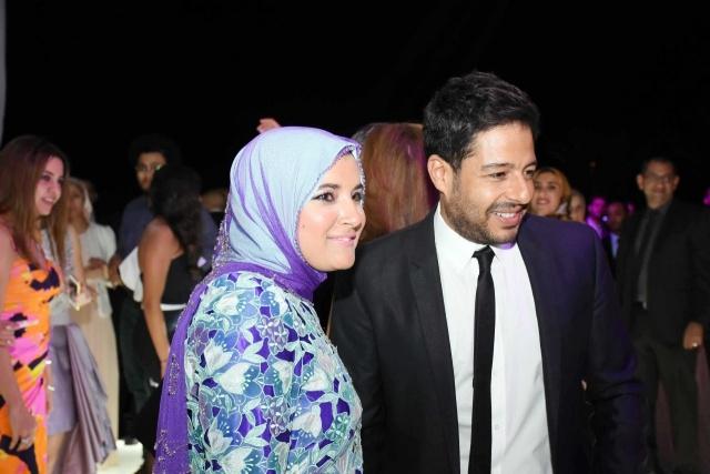 حفل زفاف نجم واما (18)