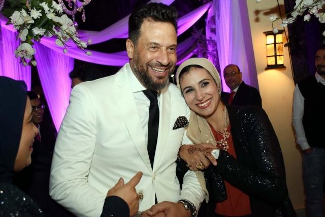 حفل زفاف نجم واما (20)