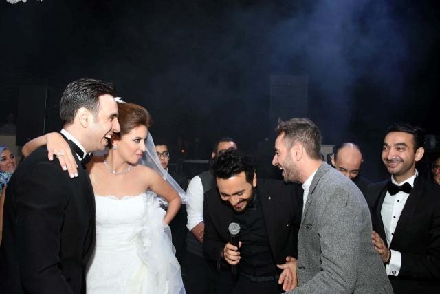 حفل زفاف نجم واما (5)