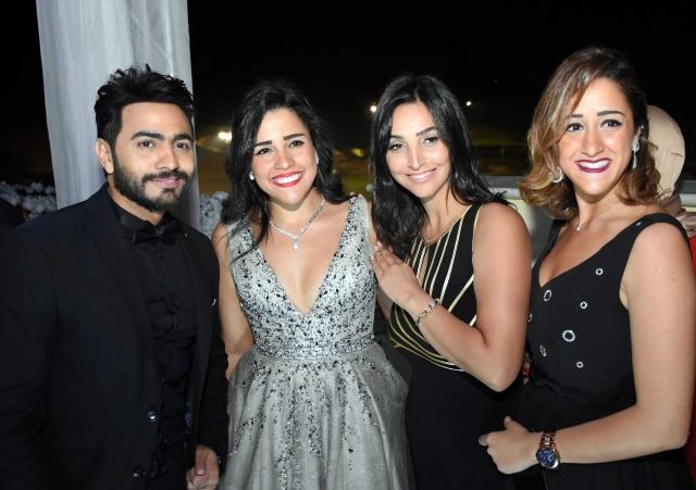 حفل زفاف نجم واما (6)