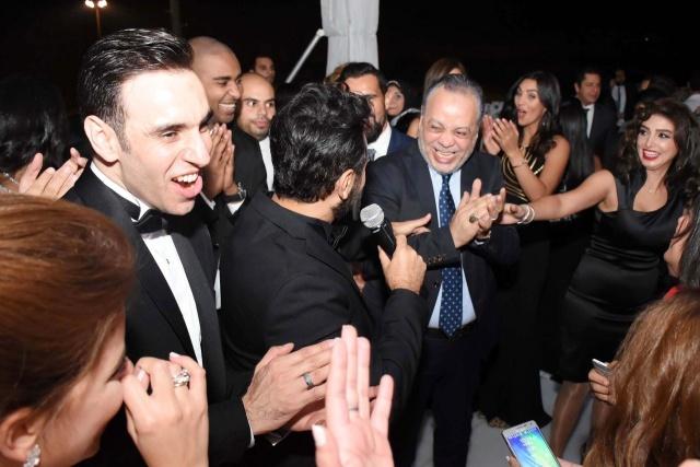 حفل زفاف نجم واما (7)
