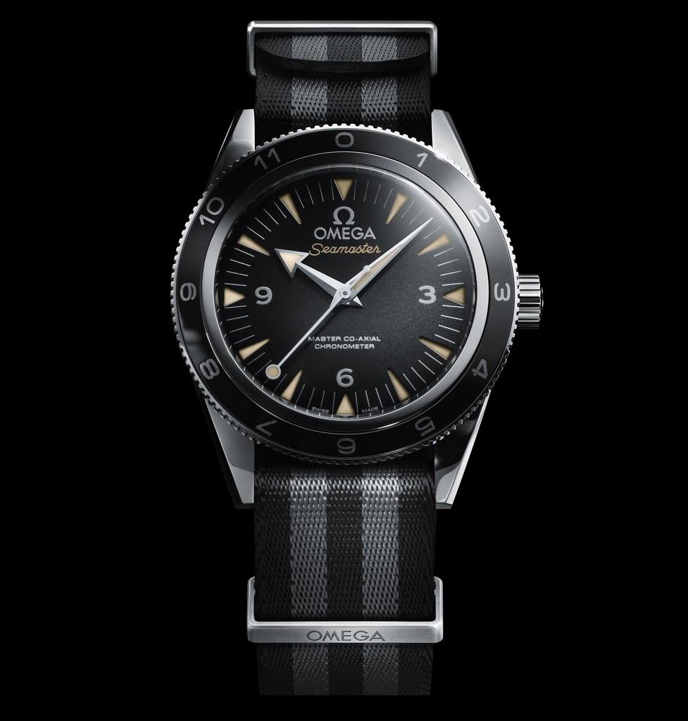 ساعة  أوميجا  موديل Seamaster