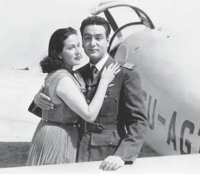 محمد فوزي وليلى مراد  (1)