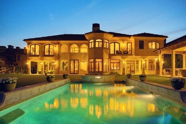 منزل كيم كارداشيان (3)