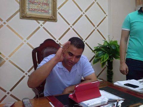 الرائد أحمد رشدي