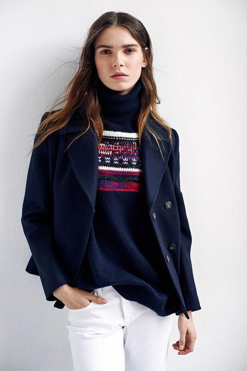 A Fair Isle Sweater