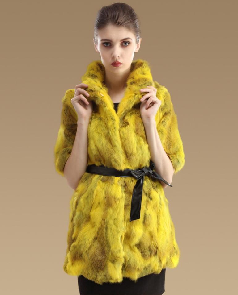 Colorful fur coat3