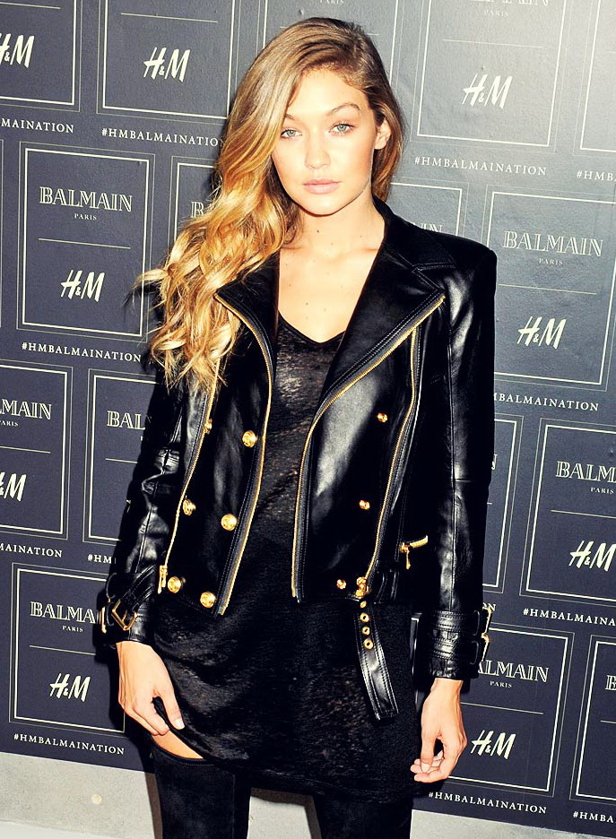 Gigi-Hadid-attends-Balmain-x-HM-collection007