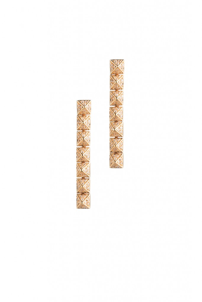 Rameses Drop Earrings