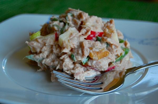 Tuna-salad-with-mayonnaise