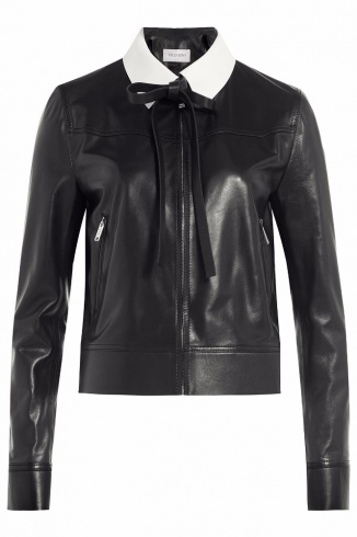 Valentino Leather Jacket $4,990