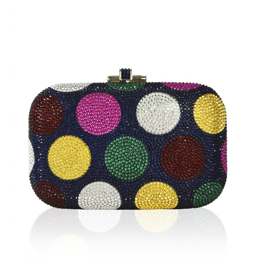 slide lock polka dot AED 11,100