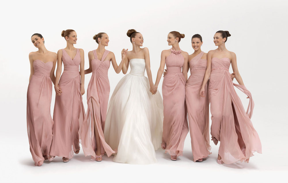 wedding-bridesmaid-dress