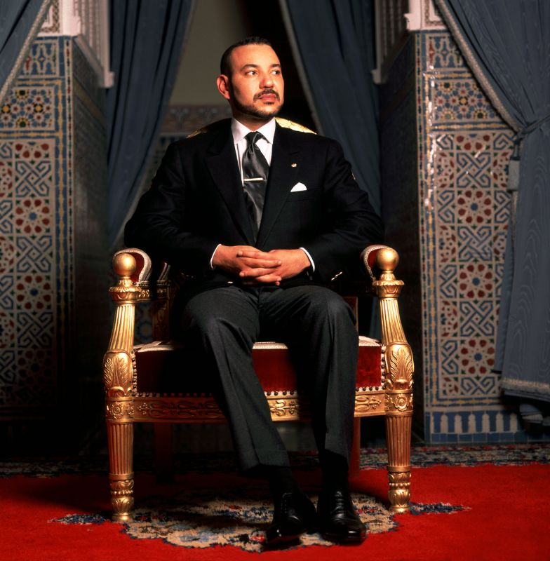 الملك محمد السادس (1)