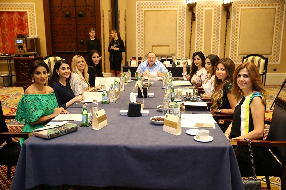 عدنان الكاتب يترأس لجنة أوسكار العطور