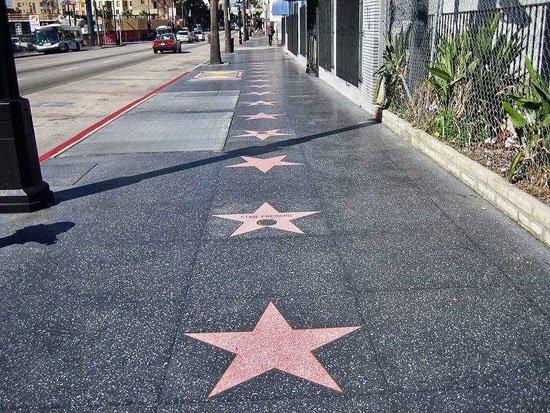 ممر مشاهير هوليوود