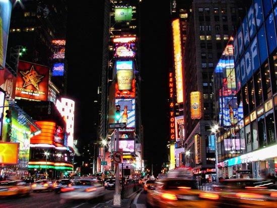 ميدان Times Square