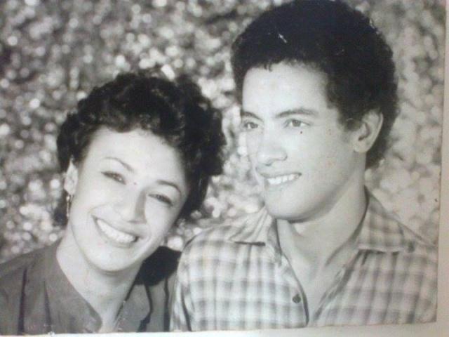 والدا سعد ايام زمان