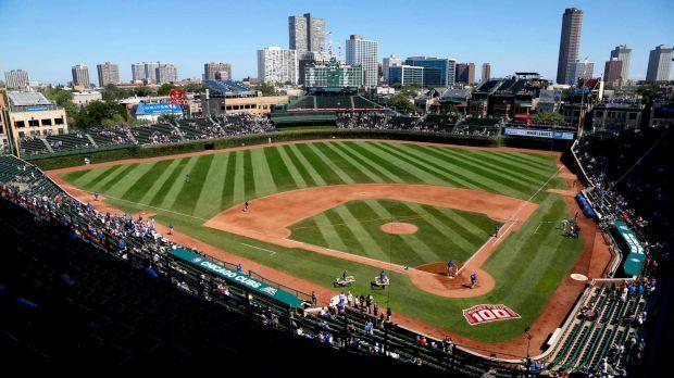 Chicago Illinois Wrigley Field