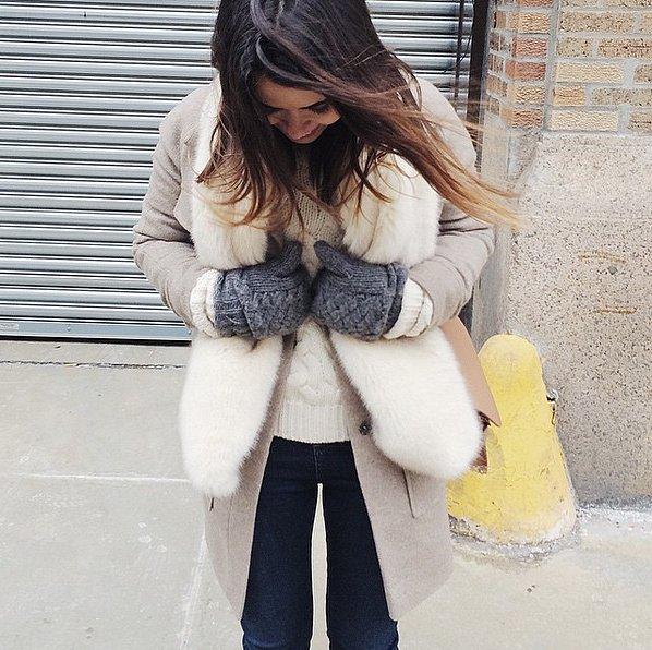 Fuzzy-Warm-Soft-Sweater