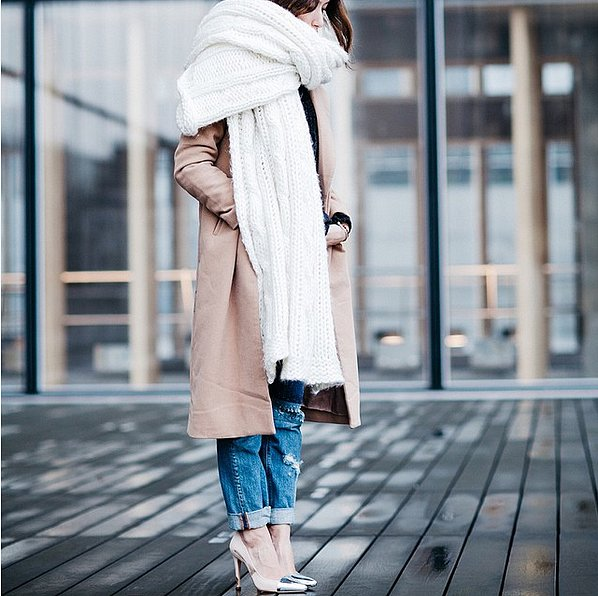 How-Wear-Scarf-Outfit-Ideas