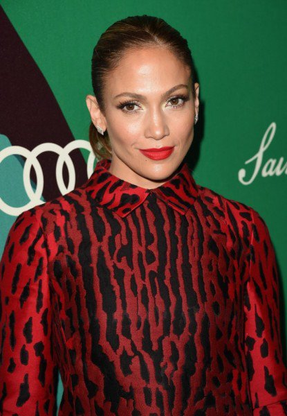 JLO at 2014 Variety Power of Women