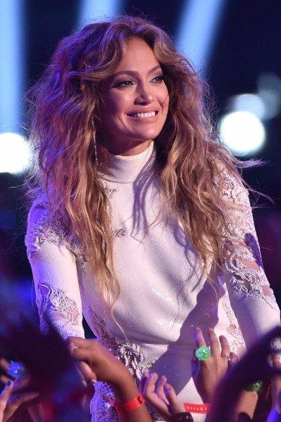 JLO at 2015 Kids Choice Awards