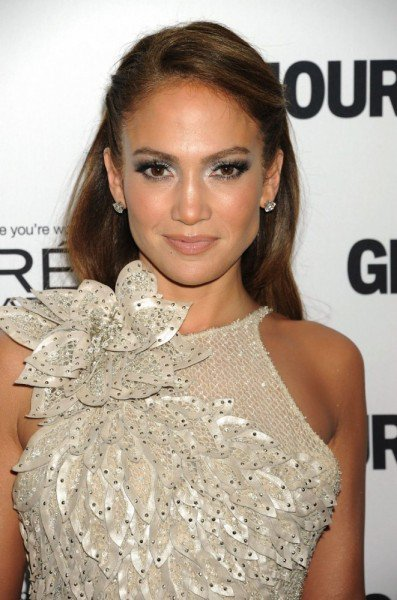 JLO at Glamour's 2011 Women Of The Year Awards